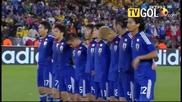 World Cup 2010 Парагуаи - Япония 5:3 (дуспи)