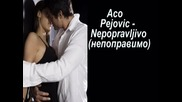 Aco Pejovic - Nepopravljivo (nepopravimo) prevod
