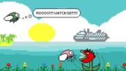 Angry Fly - българска мобилна игра с необикновена история (безплатна в Google Play)