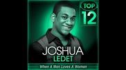 Joshua Ledet - When a man loves a woman * American Idol 2012 Studio