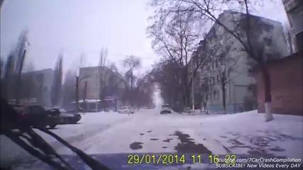 Автомобилни катастрофи 413 - Ноември 2014