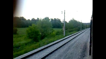 Международен бърз влак Роман-мездра