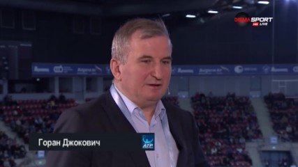 Джокович: Sofia Open прогресира много