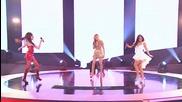 Евровизия 2013 Сърбия Moje 3 - Ljubav je svuda - 11 Място в първият полуфинал