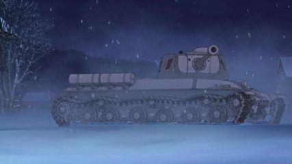Girls Und Panzer - 8 [bg subs][720p]
