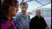 Renault Срещу Evo X, Пълна Простотия - Top Gear Част 2