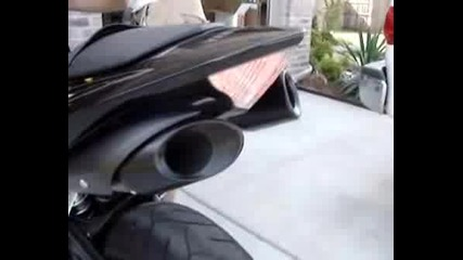 Yamaha R1 Sound