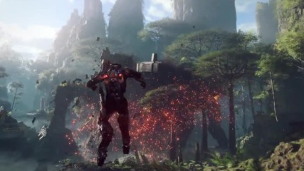 Anthem - E3 2017 Gameplay Reveal Trailer 4k 2160p Hd