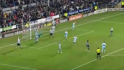 28 - 12 - 2009 Newcastle United 0 - 0 Derby County