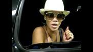 Rihanna shouting out the fans Rihannadaily.com