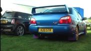 Страхотен звук от: Subaru Impreza Wrx Sti