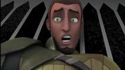 Star Wars Rebels Inquisitor vs kanan (2)