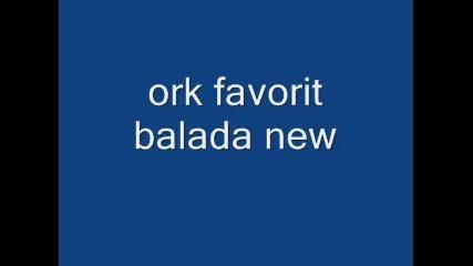 ork.favorit balada