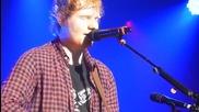 Ed Sheeran - Photograph (hammerstein Ballroom)