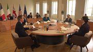 Germany: Merkel hosts Obama, Cameron, Hollande, and Renzi in Hanover