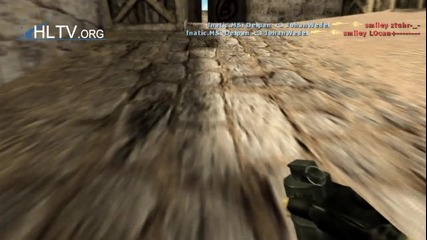 Xperia Play 2011: Delpan vs smiley ( Counter - Strike 1.6 )