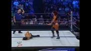 Smackdown 29.08.08 - Victoria Vs Brie Bella