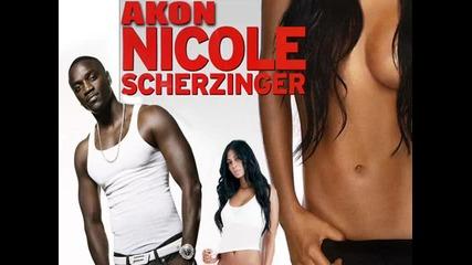 Nicole Scherzinger ft. Akon - By My Side ( H Q ) + Превод