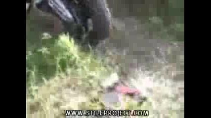 Падане С Мотор И Последствията