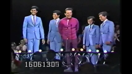The Osmond Brothers - Hang On Sloopy