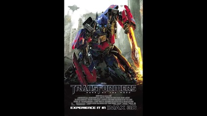 Transformers Dark of the Moon The Score- 10- The Figwht ill Be Your Own- Steve Jablonsky песен 10