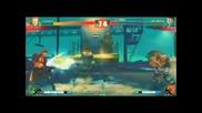 Street Fighter 4 _ Guile vs Cviper