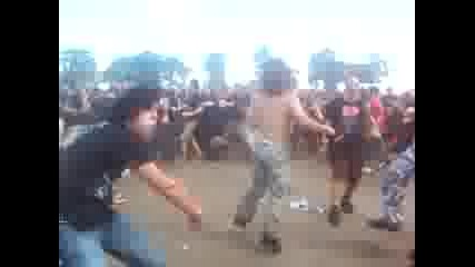 Caliban Pit Wacken 2006