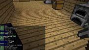 Minecraft Survival with GtaBgVideo Епизод 5 - Най - Краткото ходене в Ада