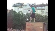 Parkour-Sprite Graffiti Fest 2007