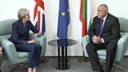 Борисов и Мей: Европа трябва да остане ангажирана със Западните Балкани