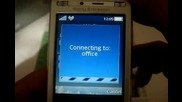 Sony Ericsson C905 Видео Ревю Част 2