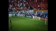 Espaг?a - Italia Los Penaltis Iker Casillas