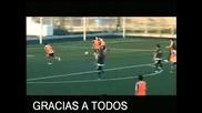 Real Madird Big Talant - David Moreno 2007