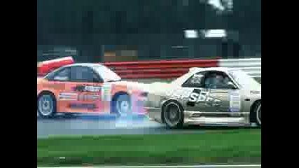 Drift Silverstone 2008