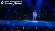 12 - годишния Ронан Парк пее прекрасно - Britain's Got Talent 2011