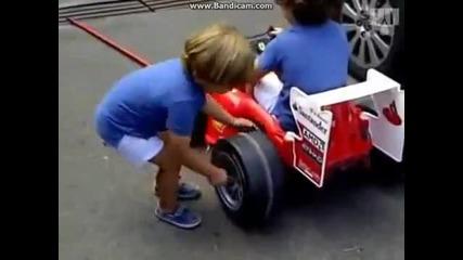Те знаят какво искат, когато пораснат - F1