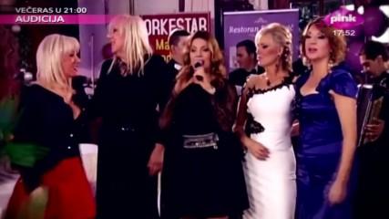 Indira Radic - Bio si mi drag - LIVE - Novogodisnja Lea Kiss (TV Pink 2015)