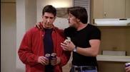 Friends / Приятели - Сезон 1 Епизод 1 - Bg Audio - | Част 2/2 |