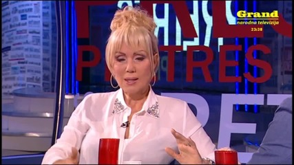 Lepa Brena - Press Pretres - part 2 ( Grand Tv, 13. 5. 2015 )