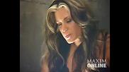 Ashley Massaro In Maxim (2005)