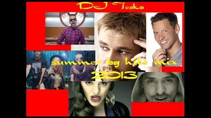 summer bg hits mix 2013 - dj tesko