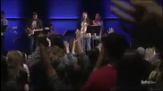 Melissa How and Matt Stinton - Break Every Chain + Prophetic Songs