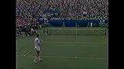 Us Open 1985 Final - John Mcenroe -ivan Lendl