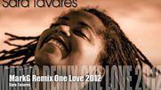 Нeвeроятна! Sara Tavares - One Love ( Remix )