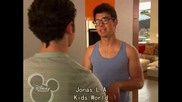 Джонас Лос Анджелис |jonas L.a.| сезон 2 епизод 6 (бг аудио) //джонас Брадърс//