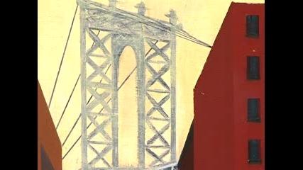 Изложба на френската художничка Мюриел Уркад