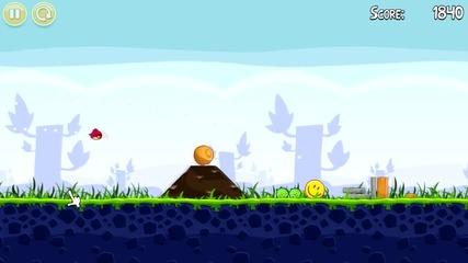 Angry Birds Walktrough Епизод 1 | ( nasko_kanara )
