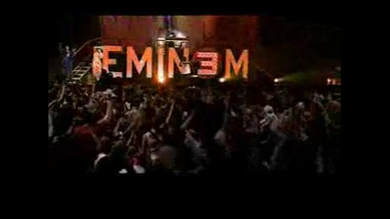 Eminem - The Real Slim Shady [live]