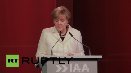 Germany: Merkel urges economic migrants to 'leave our country'