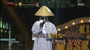 20151115 B.a.p. Daehyun King of masked singer - Just once again
